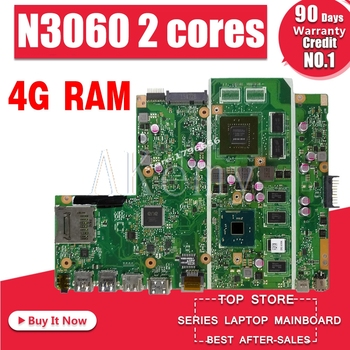 X541SC MB._4G/N3060/AS V1G 90NB0CI0-R00040 Mainboard For Asus X541S X541SC Laptop motherboard 100% tested