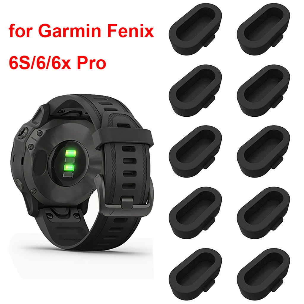 Watch Sensor Plug Cover Cap For Garmin 10XWatch Sensor Plug Anti-Dust Dustproof Cover Cap for Garmin Fenix 6S/6/6x Pro supplier