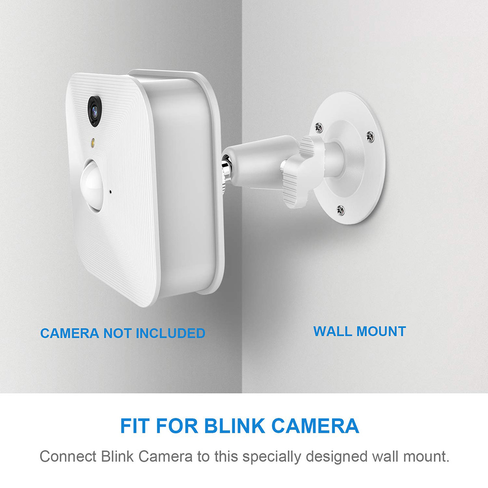 Security Wall Mount Sensor Metal Camera Bracket Indoor 360 Degree Rotation  SP99