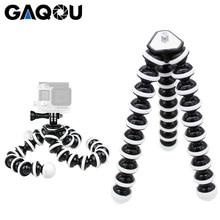 Gaqou大型フレキシブルな三脚スタンドミニゴリラポッド一脚タコtripodeのgoproカメラキヤノンニコン携帯電話