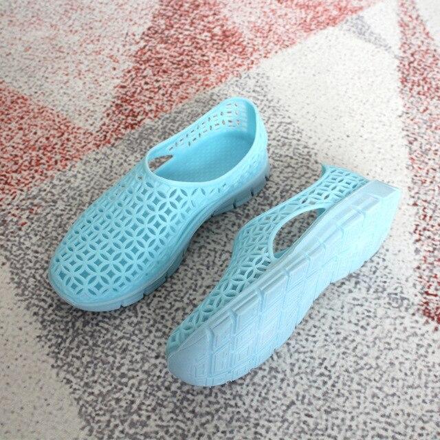 Купить сандалии женские с круглым носком повседневная дышащая обувь картинки цена