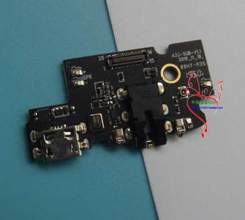 New UMIDIGI A3S usb board 100% Original for usb plug charge board Replacement Accessories for UMIDIGI A3S Cell Phone