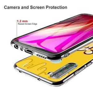 Image 5 - Siliconen Cover Winnie De Pooh Voor Xiaomi Redmi Note 10 10S 9 9S Pro Max 9T 8T 8 7 6 5 Pro 5A Telefoon Case