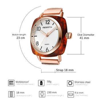 Luxury Women Bracelet Watch Creative Magnetic Quartz Watch Rose Gold Milanese Steel Strap Watches Female Girls Magnet Clock 2019