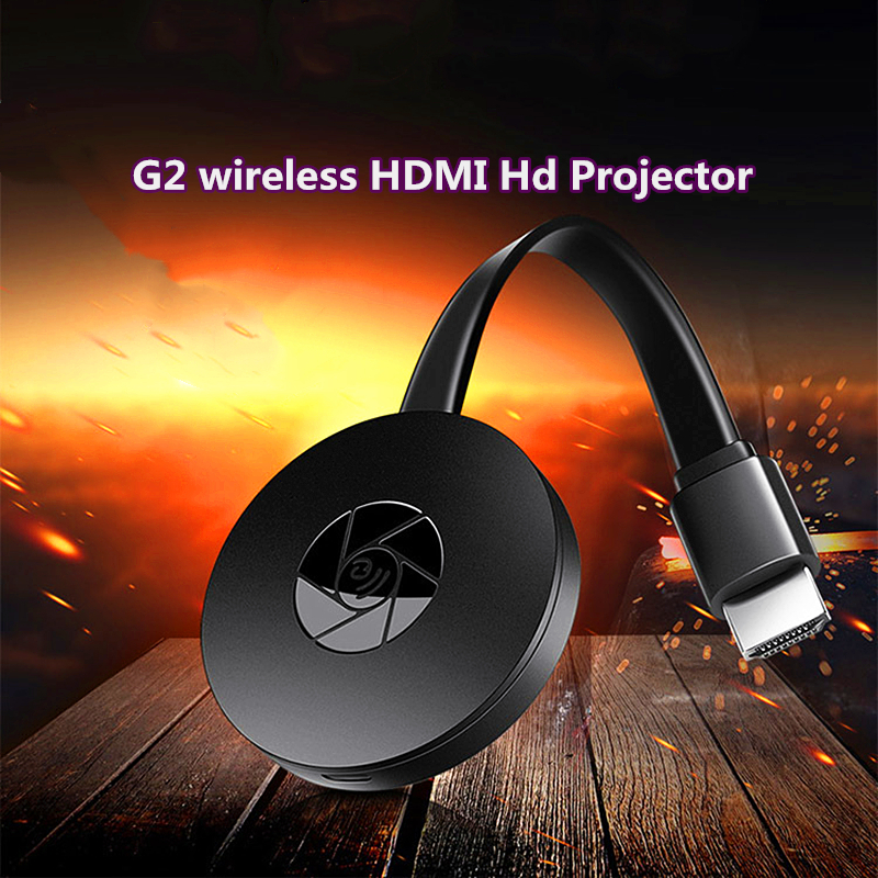 TV Stick Google Chromecast G2 Wireless HDMI Projection HDMI IPush Home Audio Video Consumer Electronics Equipment