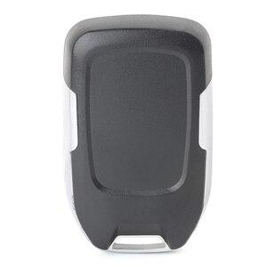 Image 3 - KEYECU 5PCS 스마트 Prox 원격 제어 자동차 키 GMC 유콘 타호 교외 지형 2015 2016 2017 2018 20 Fob 6 버튼 HYQ1AA