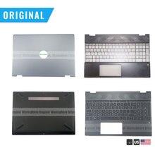 Bottom-Base Back-Cover Pavilion X360 Upper-Case for HP 15-cr/15-cr000/15t-cr000/Palmrest
