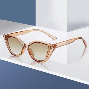 Fashion Cat Eye Sunglasses Bra