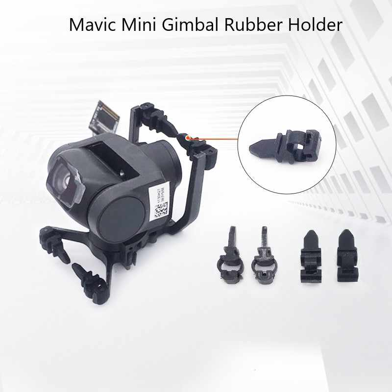 For DJI Mavic Mini Gimbal Rubber Holder for Mavic Mini Repair Parts
