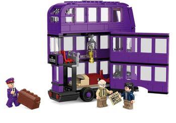 Lego Harry Potter 75957 The Knight Bus great toys birthday gift kids 403pcs children bricks figures playset superhero fans 2