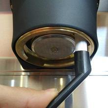 Щетка для очистки кофе, щетка для кофемашины, фильтр, щетка для очистки, пластиковая ручка, инструменты для очистки кофемашины