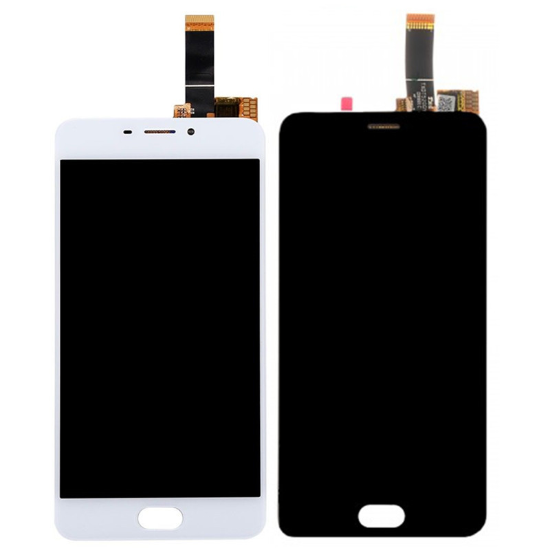 Top quality For <font><b>MEIZU</b></font> <font><b>M6</b></font> <font><b>LCD</b></font> Display Touch Screen Digitizer Assembly Replacement Accessories image
