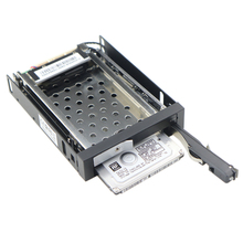 Zeadow Full Metal 2 Bay 2.5 Inch SATA HDD SSD Mobile Rack Enclosure With Power Data Cables For 3.5