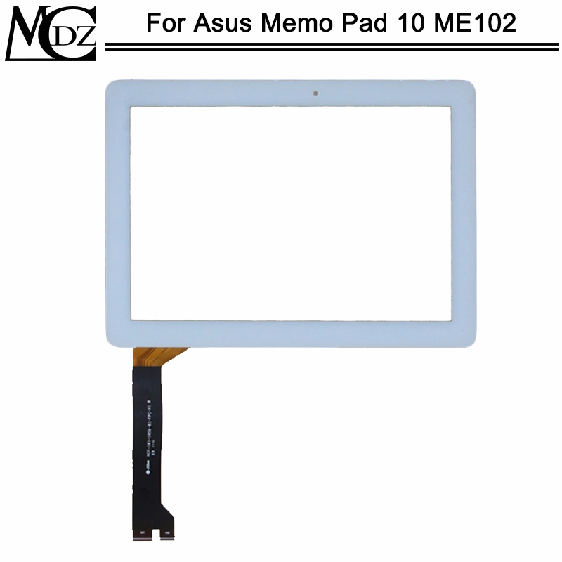New ME102 For <font><b>Asus</b></font> Memo Pad 10 ME102 ME102A <font><b>K00F</b></font> Touch Screen Digitizer Glass Panel Replacement For ME102 ME102A Touch Screen image