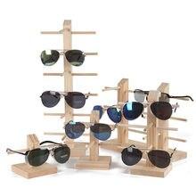 Sunglasses Rack Eyeglass Holder Stand Eyewear Holder Sunglasses Organizer Stand for Home or Glasses Shop Display