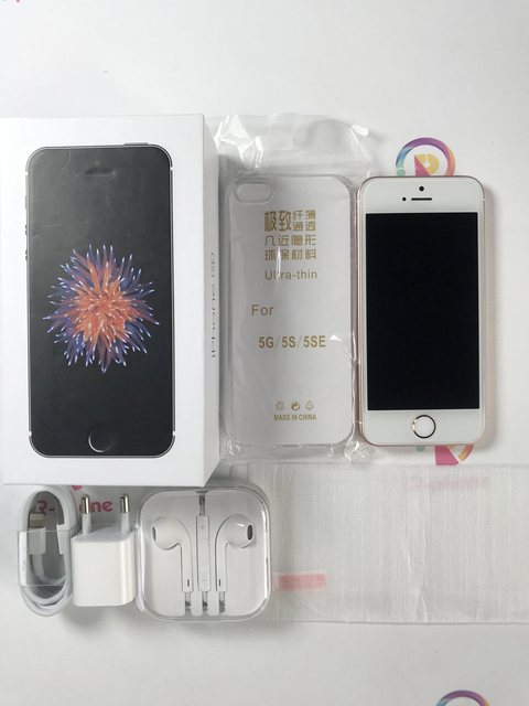 """Original iPhone 5S Used 99% New Mobile Phone 3G 4G Dual Core 4"""" 8MP WIFI 3G iPhone5s Unlocked A1457 Cellphones Used 5"""