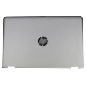 Новинка для ноутбука HP Pavilion x360 15-BK 15-BR 15T-BR серии LCD задняя крышка 924499-001 Touch серебряное золото