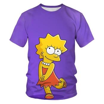 2021 Summer Fashion New Short Sleeve Trend Casual T-shirt Apparel 1