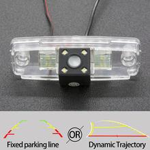 Фиксированная или динамическая траектория Автомобильная камера заднего вида для Subaru Forester 2002-2013 Outback BR 2009-2014 Legacy/Liberty Car Monitor