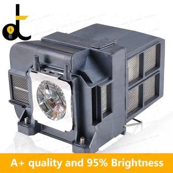A+ Wick Projector Lamp for ELPLP77 for EPSON PowerLite 4650 4750W 4855WU G5910 EB-4550 EB-4750W EB-4850WU 180 days warranty