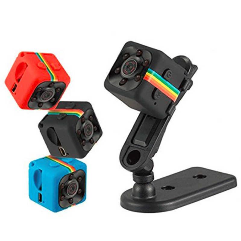 SQ11 Mini Kamera 1080 P/960 P Sensor Penglihatan Malam Motion DVR Mikro Kamera Olahraga DV Video Kecil kamera Cam