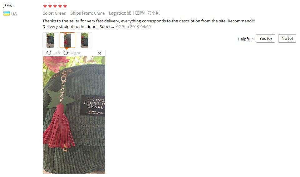 Hf54118bf335640319a7c6257b74c5a6f2 Maison Fabre Women's Fashion Preppy Style Canvas Tassel School Bags Letter Zipper Solid Bucket Travel Soft Backpack Bag