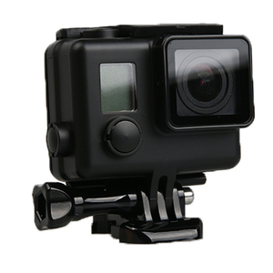 Image 5 - Black KingKong Waterproof Housings Case for GoPro Hero 4 3+ Black Action Camera Underwater Housings Case for Go Pro Accessories