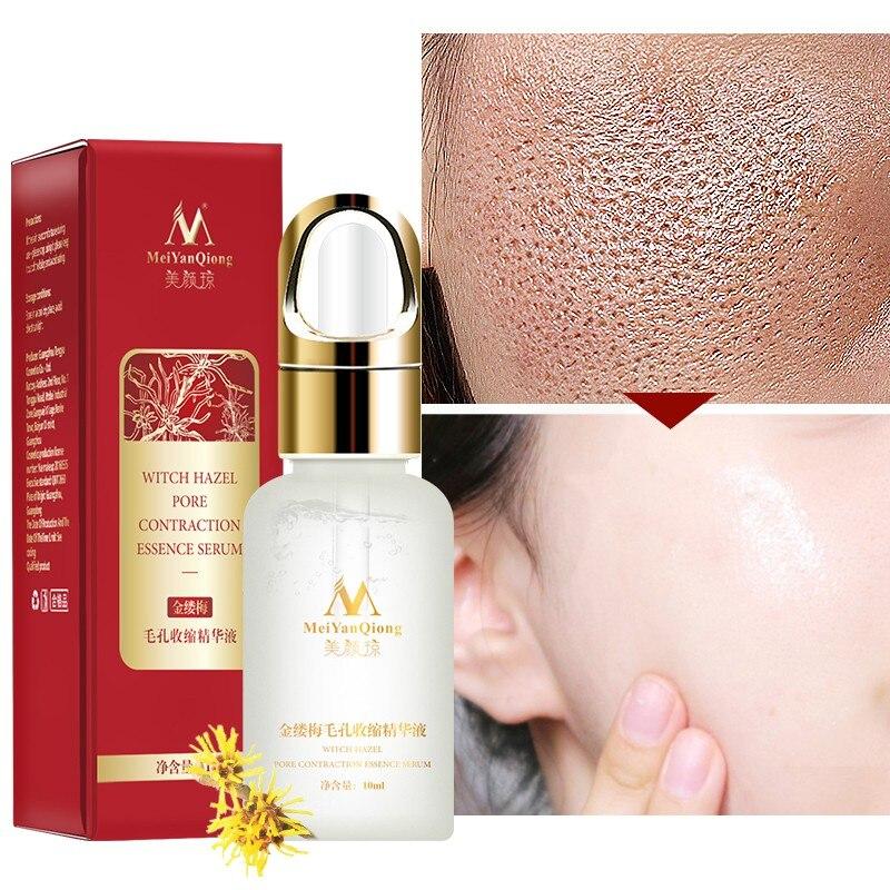 Witch Hazel Pore Refining Serum Cleansing Pore Exfoliating Whitening Skin Replenishing Skin Moisture Facial