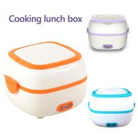 220v Cooking Convenient Hot Lunch Box Mini Rice Cooker Multi functional Can Make Gift Gift Cooking Lunch Box Kitchen Tools
