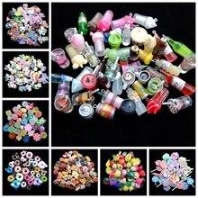 2-3 см набор шармов подвески для украшения ручной работы браслеты ожерелье Серьги Цепочка для ключей изготовление ювелирных изделий