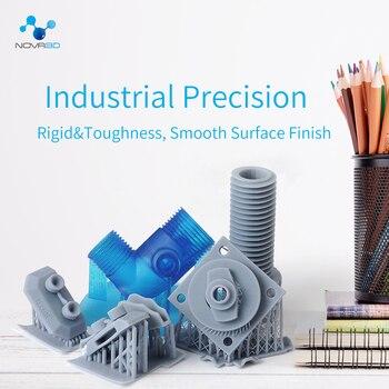 NOVA3D uv résine 3d washab résine 3D imprimante matériel d'impression impresora 3d resina LCD DLP SLA photopolymère liquide sensible aux UV