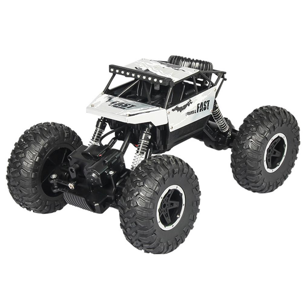 Kids Children RC Car Toy 4WD 2.4Ghz Rechargeable RC Racing Car Off-Road Rock Crawler Vehicle Kids Toy Speed Changing
