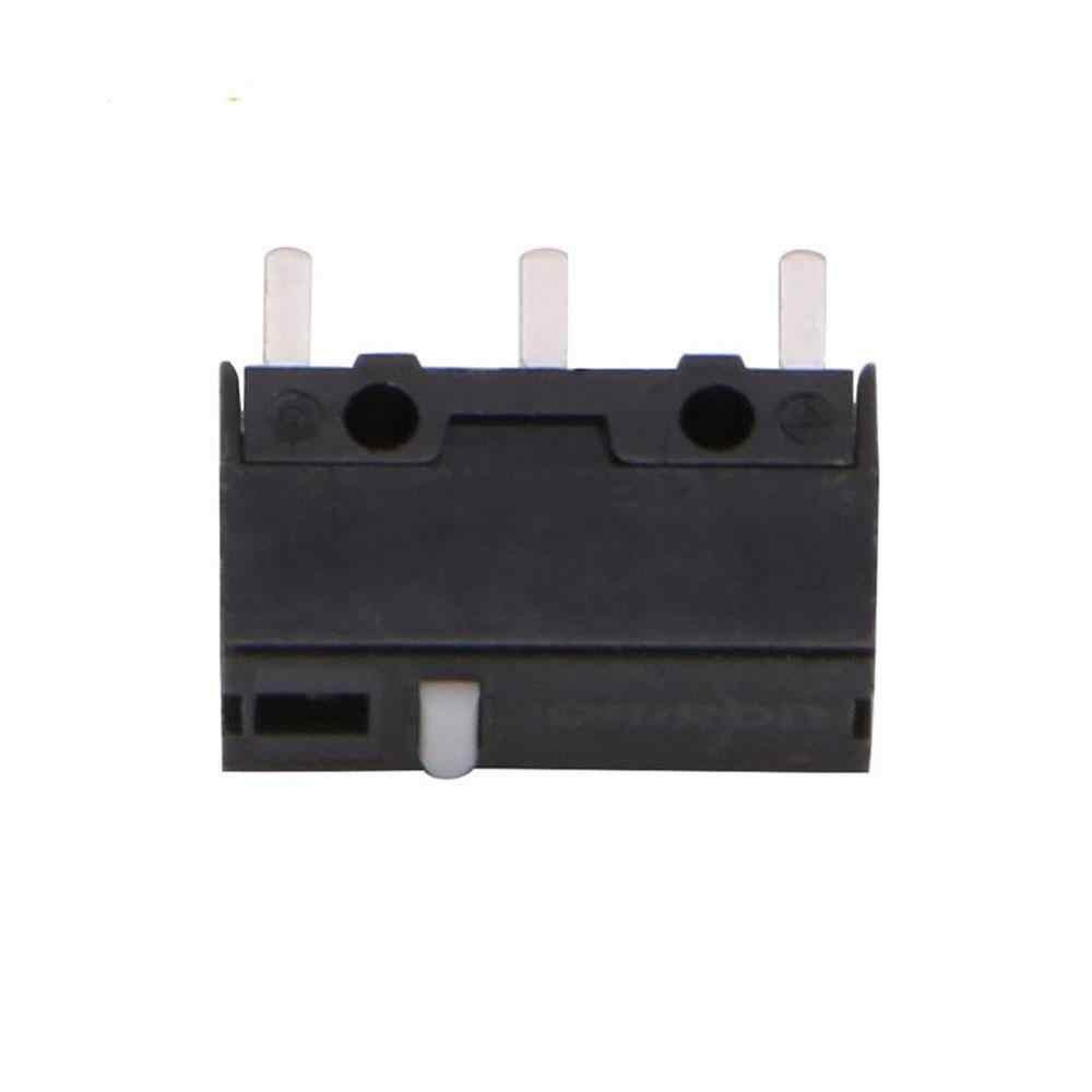 5 uds. Interruptor del ratón de 3 pines microinterruptor para el ratón RAZER pequeña potencia 0.05A 30V micro interruptor CC G600