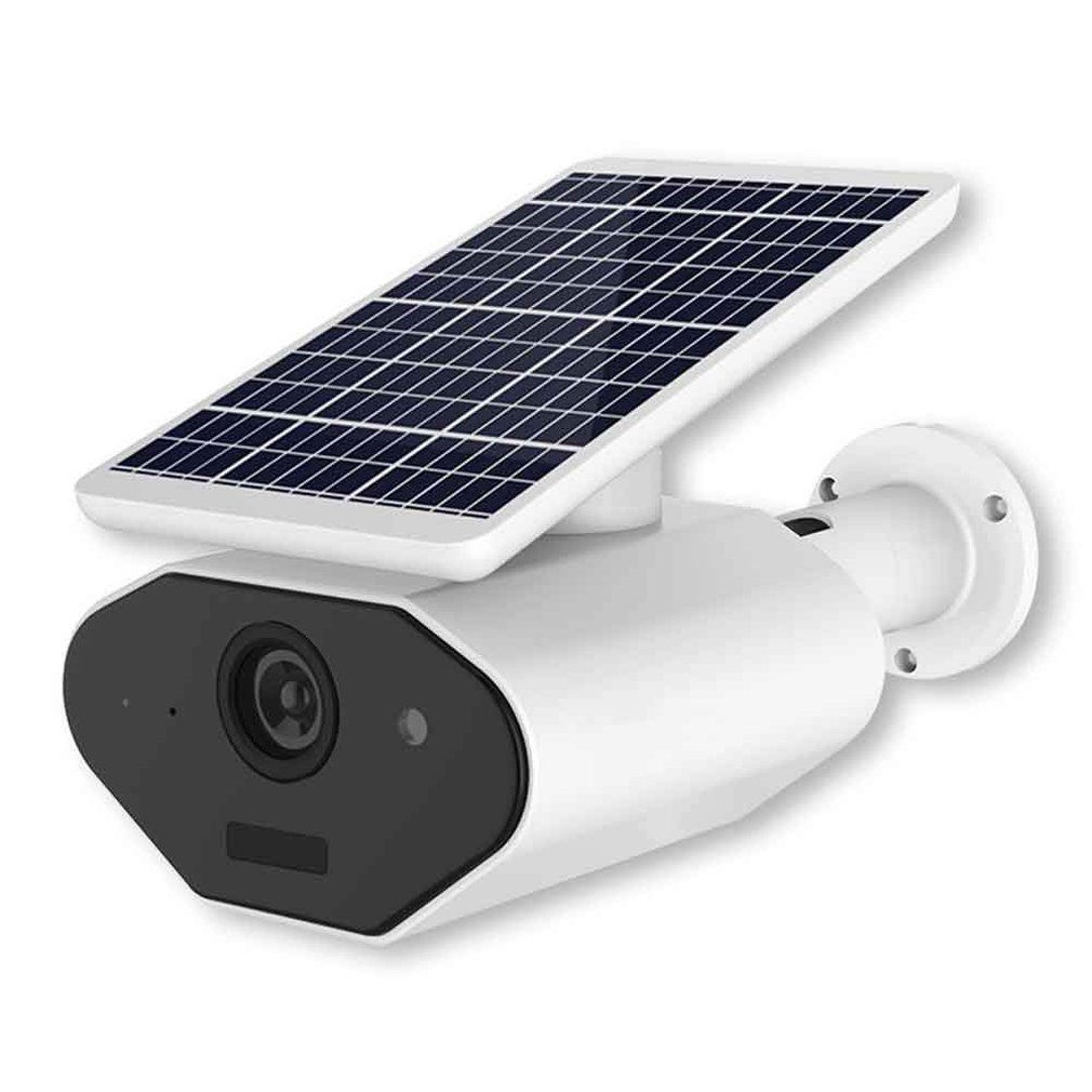 2.0MP Wireless Camera  1080P WiFi Outdoor Security Solar Power waterproof Supply  / with Rechargeable Battery  Two-way Audio