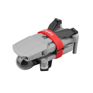 Image 3 - 2pcs Propeller Blade Mount for DJI Mavic MINI Mavic AIR 2 Pro Platinum 2 Pro Zoom Drone Magic Tape Straps Loop Ties Accessories