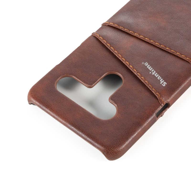 สำหรับ LG V40 ThinQ โทรศัพท์กรณีธุรกิจสำหรับ LG V10 V20 V30 กระเป๋าสตางค์หนังสำหรับ LG G5 G6 หรูหรากรณี