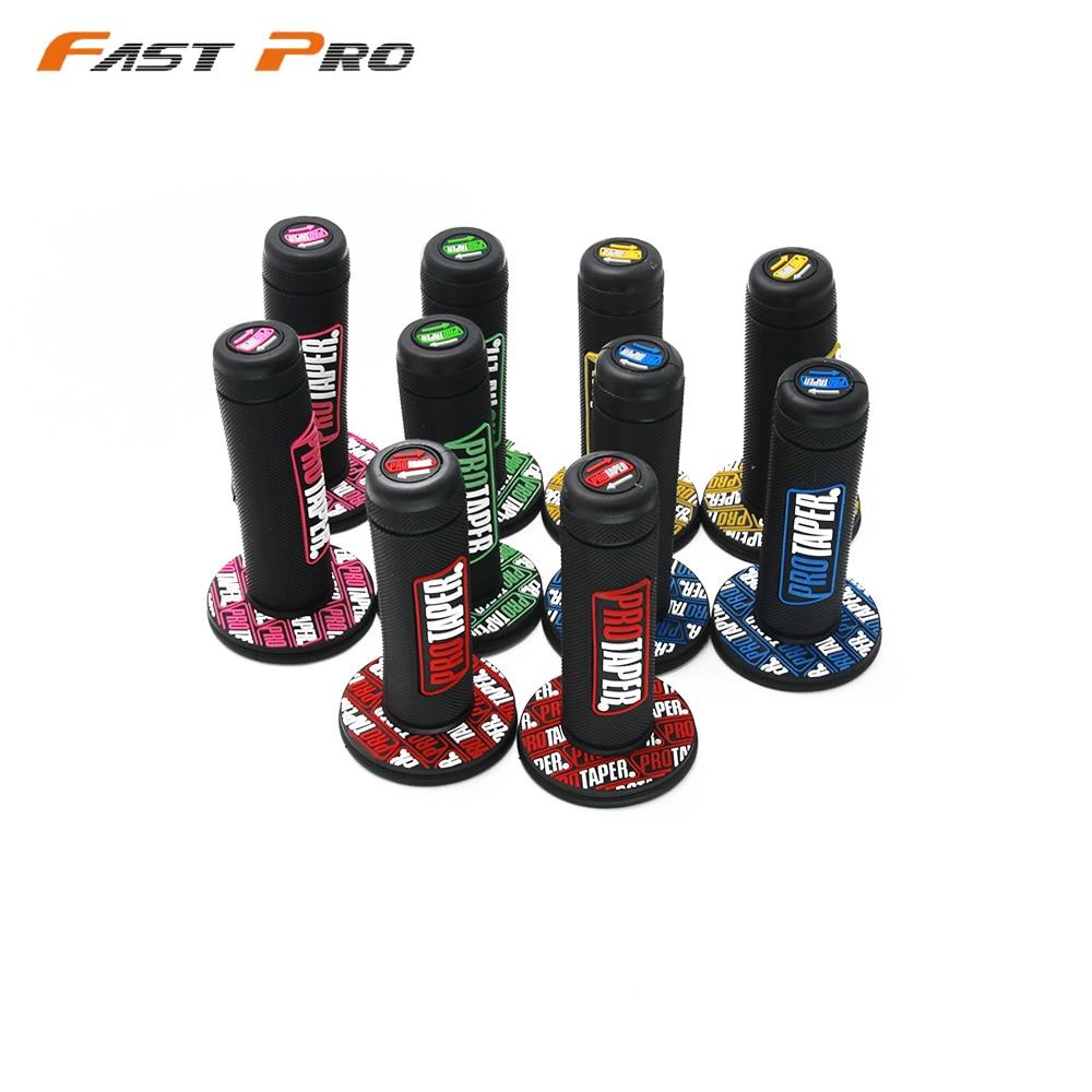 Pink Dirt Bike Handlebar Grips 7//8 22mm For KTM Kawasaki Honda Yamaha Suzuki Pit Bike Motorcycle Motocross Universal