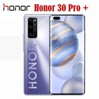 Honor-teléfono móvil 30 Pro + Plus Kirin 990 5G, Original, 6,57