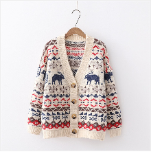 Hf5434fa843cb45caaf3ef49a7cf236860 Men's Windbreaker Coat Autumn Long Sleeve Lovers Fashion Retro Robe Loose National Print Creative Top Outwear Plus Size M-2XL A3
