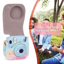 حقيبة تخزين لكاميرا Instax Mini 11 ، حقيبة كتف ، حقيبة محمولة ، ملحقات معدات إلكترونية