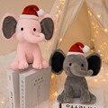 Плюшевый слон для сна оригинальные Choo Express слон Хамфри Плюшевые игрушки Мягкая кукла с животными для детей Рождественский подарок