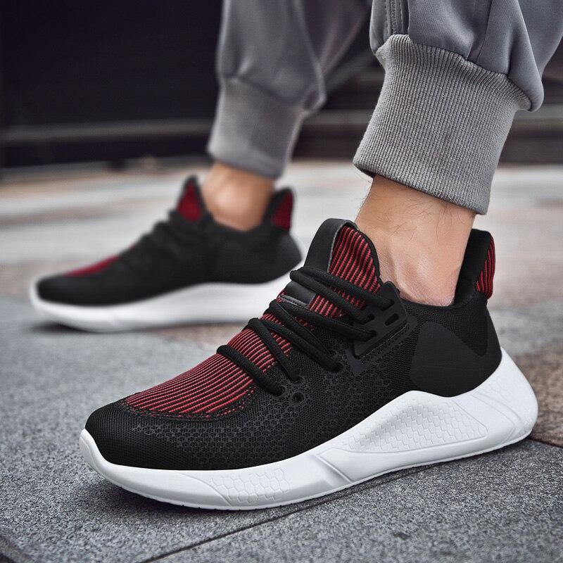 Fashion Women Casual Shoes Mesh Sneakers Platform 2019