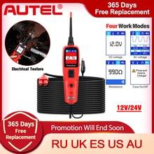 Autel PowerScan PS100 전기 시스템 진단 도구 Autel PS100 Power Scan