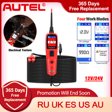 Autel PowerScan PS100 Elektrische System Diagnose Werkzeug Autel PS100 Power Scan