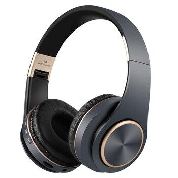 HIFI Headphones in Gray