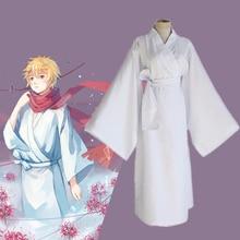 Anime Noragami Stray God Cosplay Costumes Yukine Costume Kimono Uniforms Halloween Party Game