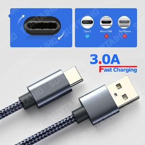 Image 2 - Suntaiho USB C Cable for Redmi Note 10 Pro Fast Charging Data Cord Charger USB Cable C  Cable for Huawei P40 P30 Pro Samsung S20