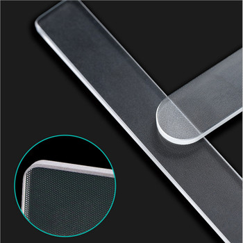 Professional Nano Glass Nail File Transparent Sanding Polishing Grinding Art Manicure - discount item  27% OFF Nail Art & Tools