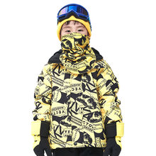 Детские зимние лыжные комплекты детский зимний костюм пальто