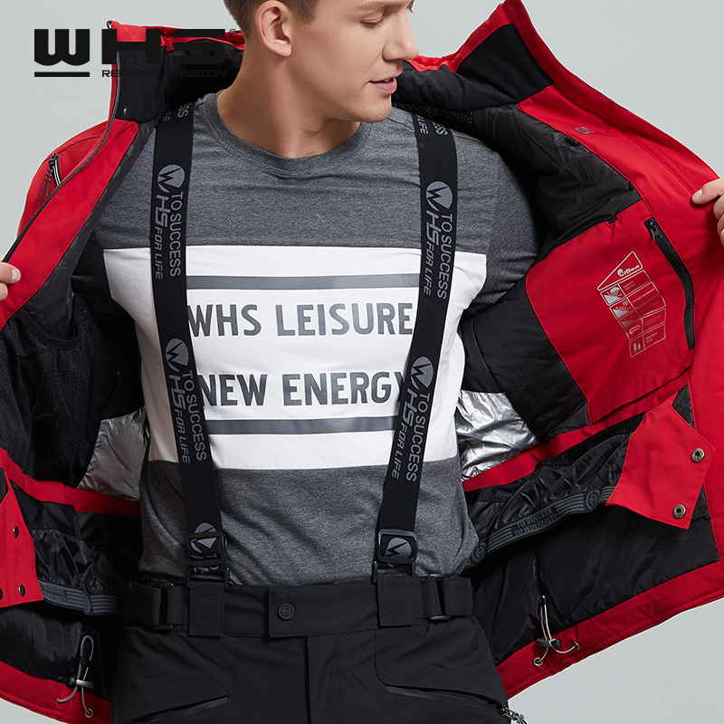 Men's Outdoor Skiing Jacket  6